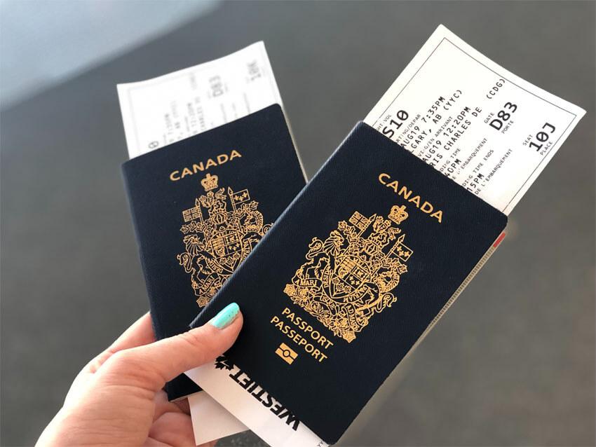 مهاجرت و گردشگری کانادا