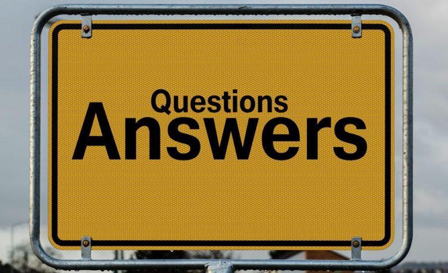 سوالات رایج